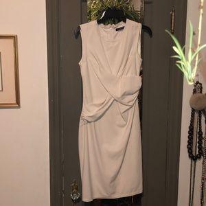 Andrew Marc White dress